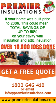Insulation Company Ireland